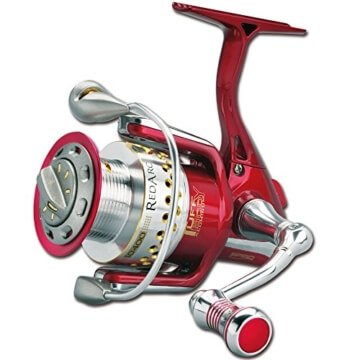 Spro RedArc Rolle Tuff Body 10400 Red Arc - Schnurfassung 150m 0,33mm -