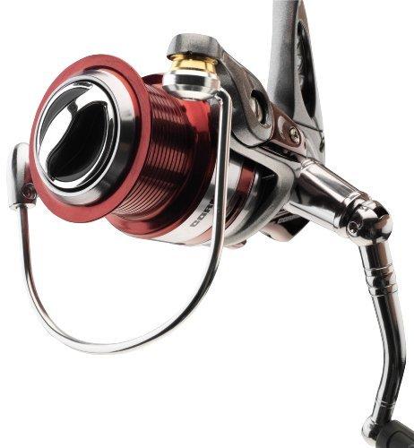 Cormoran Rolle Spinmor 6pif 3000 5bb, rot/silber, Einzug: 70 cm, 12-86300 -