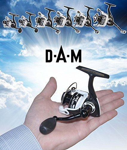 DAM Contrast 408 FD Rolle -