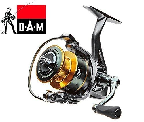 DAM Quick Ammo 440 FD 195/0,30 293g 1087400 Spinnrolle -
