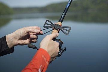 Deeper Smarphone Halterung Fischfinder, Schwarz, One Size -