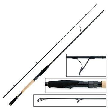 Fox Rage Terminator Pro Big bait spin 270cm 40-160g Spinnrute, Angelrute zum Spinnfischen, Spinnangeln, Rute zum Angeln auf Raubfische, Kunstköderrute, Hechtrute, Wallerrute, Welsrute -
