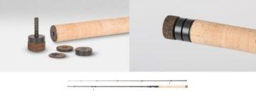 Greys Prowla Platinum Specialist II Lure 2,44m 40-80g Rute Angelrute Rod Steckrute Spinnrute Raubfischrute -