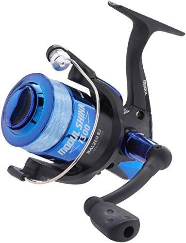 Modul Shika 1000 Angelrolle mit Schnur Balzer blau -