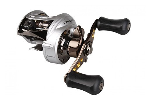 Okuma Calera Low Profile C5-266WLX (left hand) 6,6:1 4+1bb -