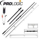 Prologic Firestarter R.T.G. Combo Karpfenset Angelrute 12ft 360cm 3,00lbs 3-teilig 2x Banksticks 1x Rutenhalter 1xBissanzeiger -