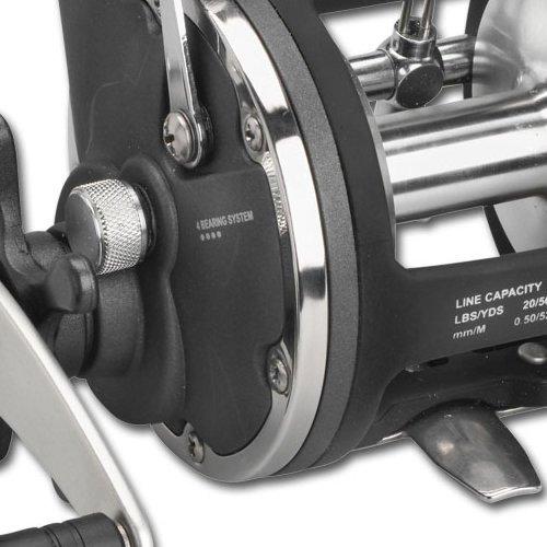 Spro Multirolle Linkshand Offshore Pro 4300 LH für Norwegen -