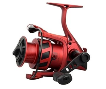 Spro Red Arc The Legend 3000 Stationärrolle mit Frontbremse -
