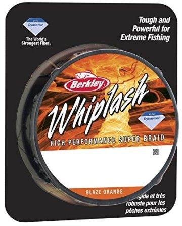 Berkley Whiplash 0.18MM 50LB 300M ORG -