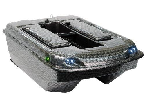 Carp Madness XXL Futterboot 2,4 Ghz Carbon Baitboat Köderboot -