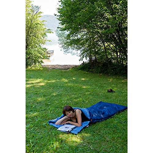 coleman schlafsack pacific blau 205 x 85 cm 205175 angelrollen tests. Black Bedroom Furniture Sets. Home Design Ideas