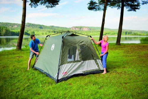 coleman zelt instant tent tourer 4 personen ohne. Black Bedroom Furniture Sets. Home Design Ideas