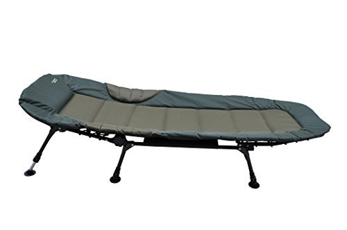 mk angelsport angelliege nightdreamer pro karpfenliege bedchair liege gartenliege angelrollen. Black Bedroom Furniture Sets. Home Design Ideas