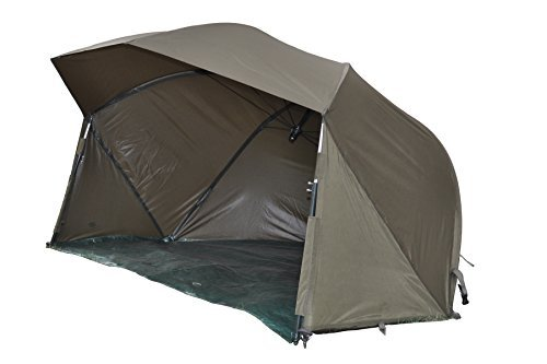 mk angelsport fast session brolly shelter zelt wie bivvy. Black Bedroom Furniture Sets. Home Design Ideas