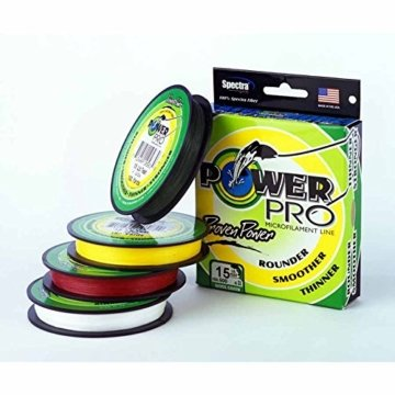 Power Pro 275m 0,19mm 13kg M. Yellow -