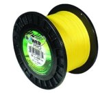 Power Pro Maxcuatro Spectra Braid Schnur 50lb 1500yd 23kg 1370m YELLOW 50-1500 MAX -