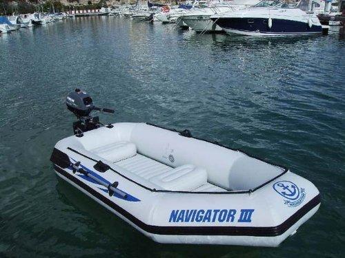 Schlauchboot Navigator III -