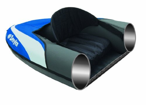 Sevylor Kajak Hudson mit Robuster Nylonhülle verstellbare Sitze, mehrfarbig, 2000014708 -