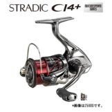 SHIMANO 16 STRADIC CI4+ C3000 Spinning Reel PRESALE [Japan Import] -
