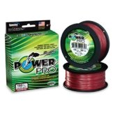 SHIMANO Power Pro Red geflochtene Schnur 0,32mm - 150m -