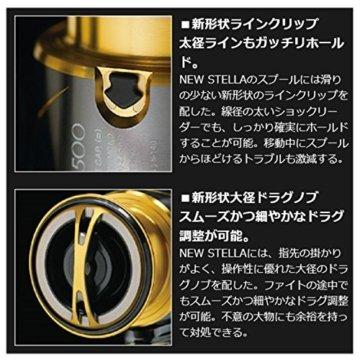 SHIMANO STELLA 4000 Spinning Reel Japan Import -
