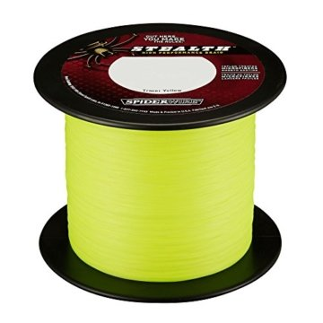 Spiderwire Stealth Braid yellow 3000m 0,17mm -