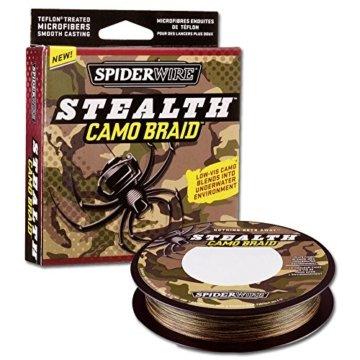 SpiderwireStealth Camo Braid 270 025 -