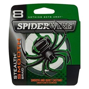 Spiderwire-Stealth glatt 8-Moos Grün-150m -