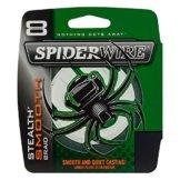 Spiderwire-Stealth Glatte 8-moosgrün-300m, moosgrün, 0.25mm = 27.3kg -
