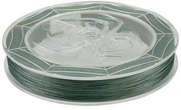 Spiderwire Stealth Smooth 8 grün 1000m 0,10mm -
