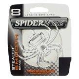 SpiderWire - Stealth Smooth 8 - Translucent - 0,12mm - 10,7kg - 300m -