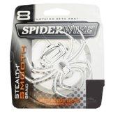 SpiderWire - Stealth Smooth 8 - Translucent - 0,17mm - 15,8kg - 300m -
