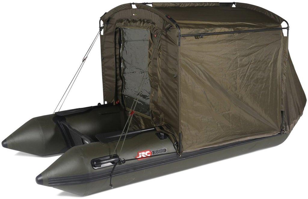 JRC Defender Boat Shelter Test und Erfahrungen