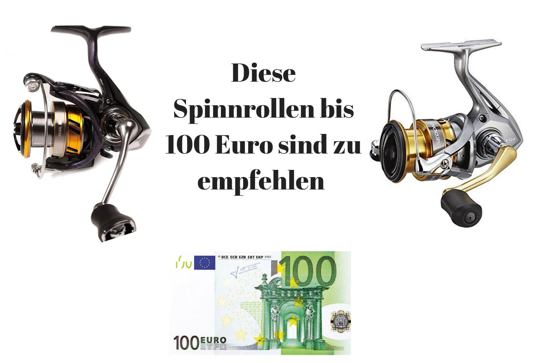 【ᐅᐅ】Spinnrolle Bis 100 Euro +++ Das Sind Die Besten